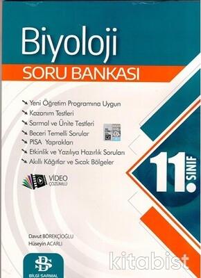 Bilgi Sarmal Yayınları - 11.Sınıf Biyoloji Soru Bankası