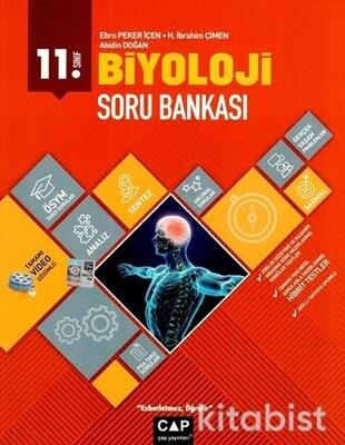 Çap Yayınları - 11.Sınıf Biyoloji Soru Bankası