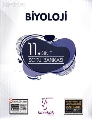 Karekök Yayınları - 11.Sınıf Biyoloji Soru Bankası