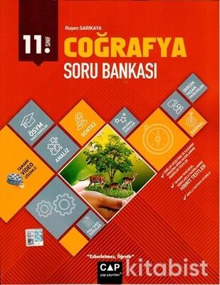 Çap Yayınları - 11.Sınıf Coğrafya Soru Bankası