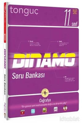 Tonguç Akademi - 11.Sınıf Dinamo Coğrafya Soru Bankası