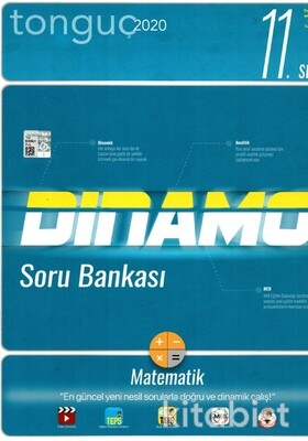 Tonguç Akademi - 11.Sınıf Dinamo Matematik Soru Bankası
