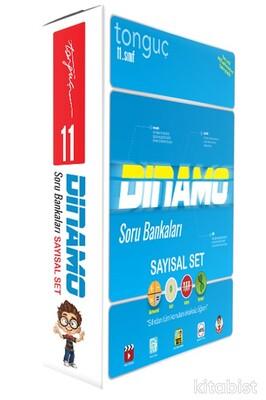 Tonguç Akademi - 11.Sınıf Dinamo Soru Bankası Sayısal Set (4 Kitap Takım)