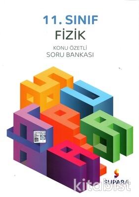 Supara Yayınları - 11.Sınıf Fizik Konu Özetli Soru Bankası
