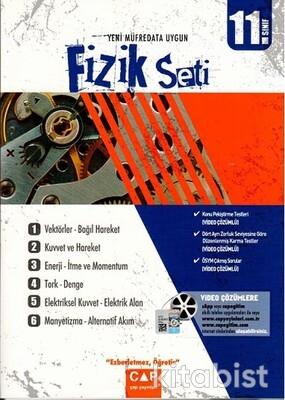 Çap Yayınları - 11.Sınıf Fizik Seti