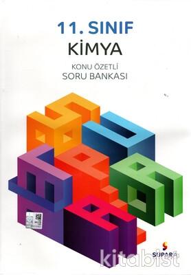 Supara Yayınları - 11.Sınıf Kimya Konu Özetli Soru Bankası