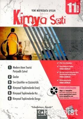 Çap Yayınları - 11.Sınıf Kimya Seti