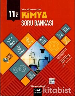 Çap Yayınları - 11.Sınıf Kimya Soru Bankası