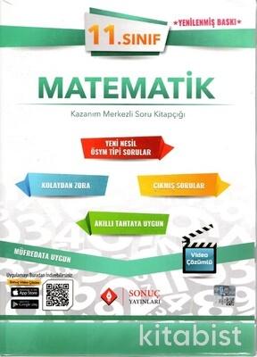 Sonuç Yayınları - 11.Sınıf Matematik Kazanım Merkezli Modüler Set
