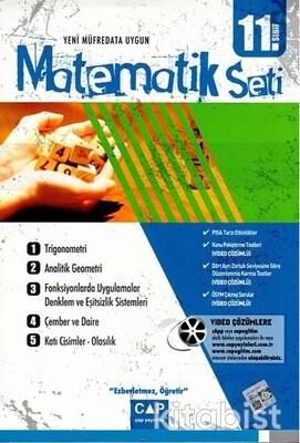 Çap Yayınları - 11.Sınıf Matematik Seti