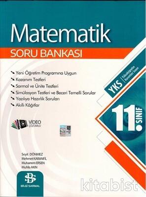 Bilgi Sarmal Yayınları - 11.Sınıf Matematik Soru Bankası