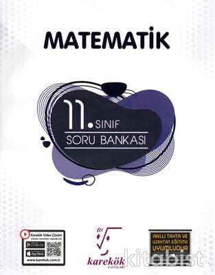 Karekök Yayınları - 11.Sınıf Matematik Soru Bankası