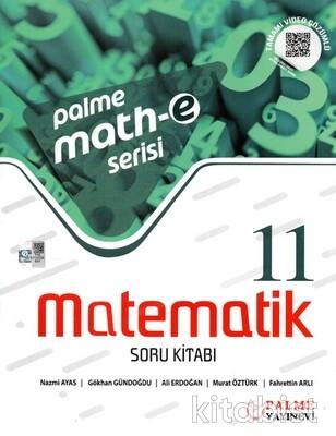 Palme Yayınları - 11.Sınıf Math-e Serisi Matematik Soru Bankası