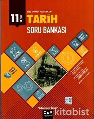 Çap Yayınları - 11.Sınıf Tarih Soru Bankası