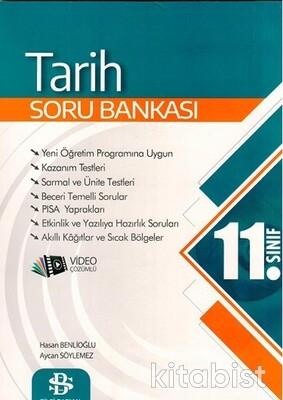 Bilgi Sarmal Yayınları - 11.Sınıf Tarih Soru Bankası