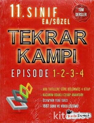 Kafadengi Yayınları - 11.Sınıf Tüm Dersler Tekrar Kampı-(Sözel)