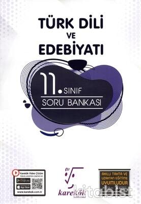 Karekök Yayınları - 11.Sınıf Türk Dili ve Edebiyatı Soru Bankası