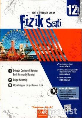 Çap Yayınları - 12.Sınıf Fizik Seti