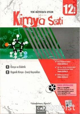 Çap Yayınları - 12.Sınıf Kimya Seti