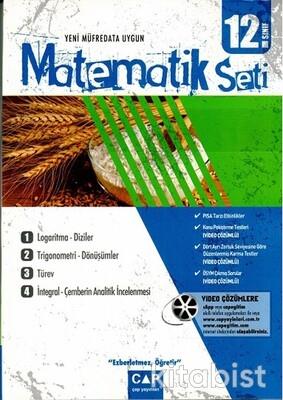 Çap Yayınları - 12.Sınıf Matematik Seti
