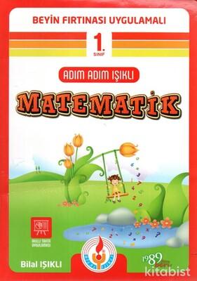Işıklı Yayınları - 1.Sınıf Adım Adım Matematik Soru Bankası