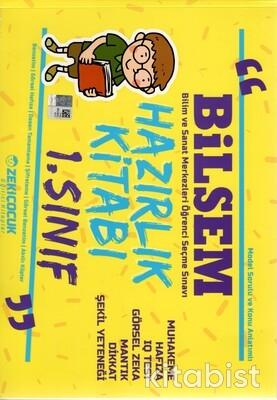 Zeki Çocuk Yayınları - 1.Sınıf Bilsem Hazırlık Kitabı