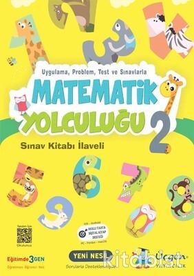 Üçgen Yayıncılık - 2. Sınıf Matematik Yolculuğu