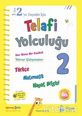 Üçgen Yayıncılık - 2. Sınıf Telafi Yolculuğu