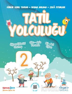 Üçgen Yayıncılık - 2. Sınıf Yarıyıl TATİL SETİ