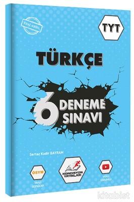 Kondisyon Yayınları - 2021 TYT Türkçe 6 Deneme Sınavı