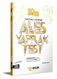 Yedi İklim Yayınları - 2022 ALES Sayısal Yetenek Çek Kopart Yaprak Test