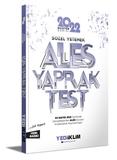 Yedi İklim Yayınları - 2022 ALES Sözel Yetenek Çek Kopart Yaprak Test
