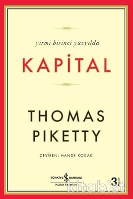 21.Yüzyılda Kapital (Ciltli)