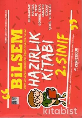 Zeki Çocuk Yayınları - 2.Sınıf Bilsem Hazırlık Kitabı