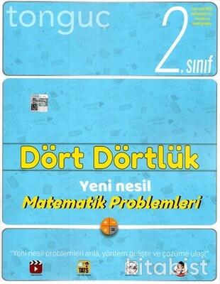 Tonguç Akademi - 2.Sınıf Dört Dörtlük Yeni Nesil Matematik Problemleri