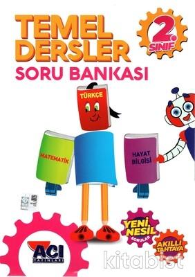 Açı Yayınları - 2.Sınıf Temel Dersler Soru Bankası