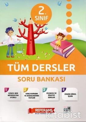 Referans Yayınları - 2.Sınıf Tüm Dersler Soru Bankası