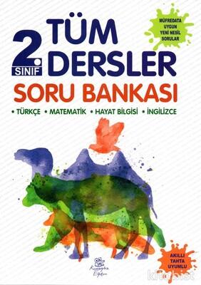 Kocagöz Eğitim Yayınları - 2.Sınıf Tüm Dersler Soru Bankası