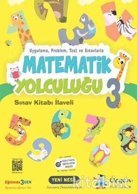 Üçgen Yayıncılık - 3. Sınıf Matematik Yolculuğu - 2020