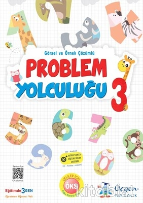 Üçgen Yayıncılık - 3. Sınıf PROBLEM YOLCULUĞU