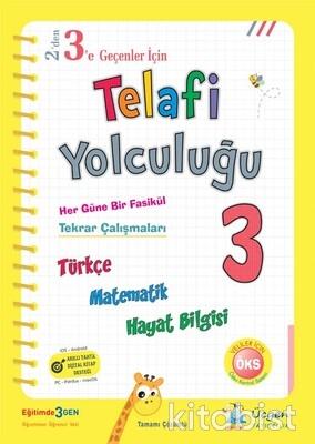 Üçgen Yayıncılık - 3. Sınıf Telafi Yolculuğu
