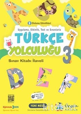 Üçgen Yayıncılık - 3. Sınıf Türkçe Yolculuğu - 2020