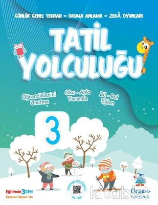 Üçgen Yayıncılık - 3. Sınıf Yarıyıl TATİL SETİ