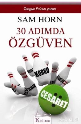 Koridor Yayınları - 30 Adımda Özgüven