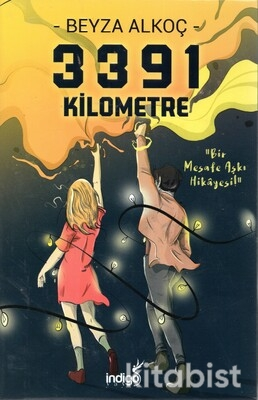 İndigo Kitap - 3391 Kilometre (Ciltli)