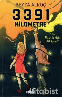 İndigo Kitap - 3391 Kilometre (Ciltsiz)