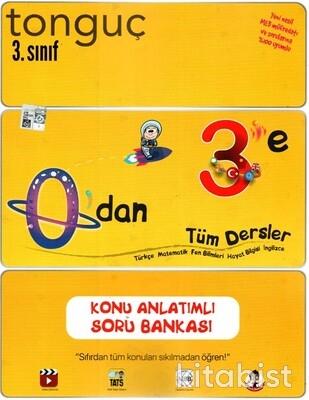 Tonguç Akademi - 3.Sınıf 0'dan 3'e Konu Anlatımlı Soru Bankası