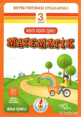 Işıklı Yayınları - 3.Sınıf Adım Adım Matematik Soru Bankası