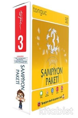 Tonguç Akademi - 3.Sınıf Şampiyon Paketi