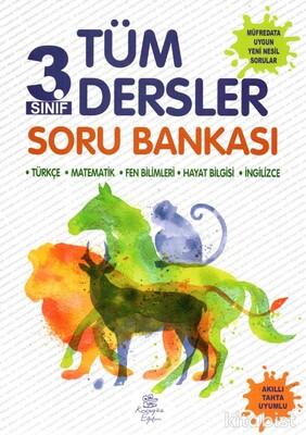 Kocagöz Eğitim Yayınları - 3.Sınıf Tüm Dersler Soru Bankası